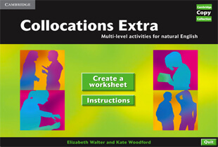 Cambridge - Collocations Extra