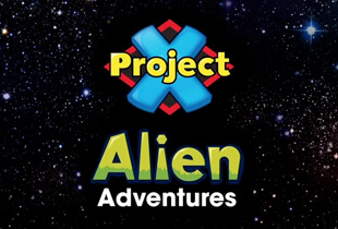 OUP - Project X Alien Adventures