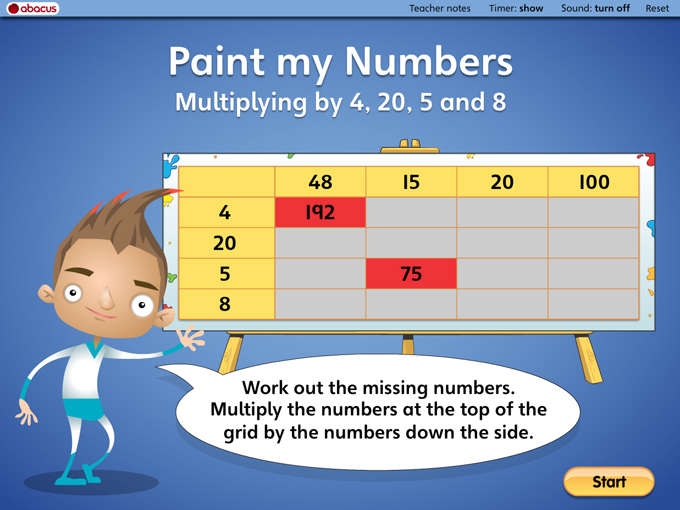 Pearson - Abacus New Maths Toolkit/19.jpg