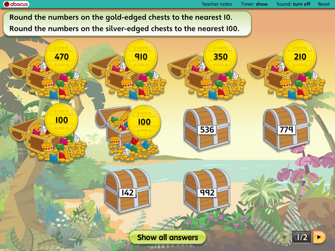 Pearson - Abacus New Maths Toolkit/44.jpg