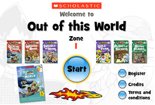 Scholastic - Out of this World